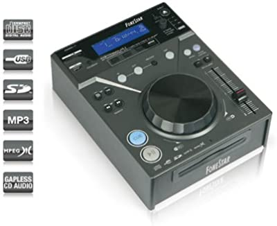 REPRODUCTOR CD FONESTAR CD-4100UDJ USB/SD/MP3