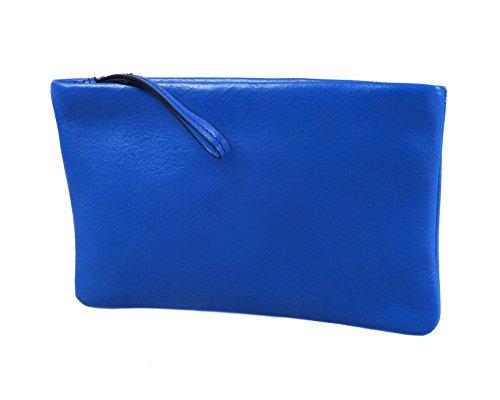 Sage Brown, Poschette giorno donna Taglia unica Cobalt Blue
