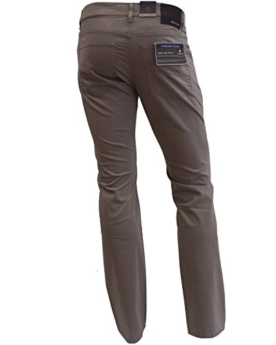 Pierre Cardin Herren Loose Fit Jeans 25 hellbraun