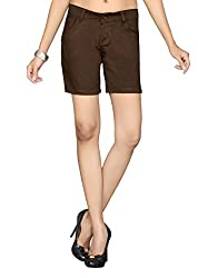 Add another cool outfit to your wardrobe in the form of these shorts by Dragaon. Made from a cotton , these shorts flaunting a ripped-off look will lend you optimum comfort throughout the day. Team them with a trendy T-shirt and a pair of sneakers to...