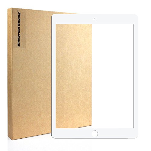 Grado A + iPad 234pannello in vetro da esterno riparazione schermo LCD frontale obiettivo di ricambio White