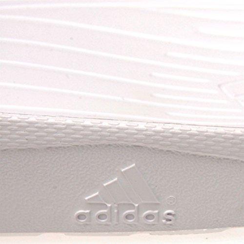 Chaussons Adidas, Blanc / Bleu / Rouge Pour Homme