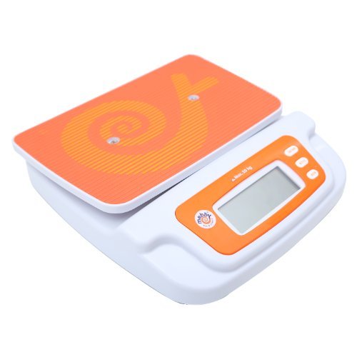 Mebby 91502 Baby & Child digitale Babywaage - 5