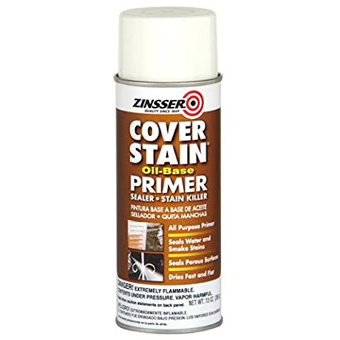 Rustoleum 3608 13 Oz Flat White Cover Stain - base d