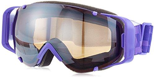 HEAD Erwachsene Skibrille, Purple