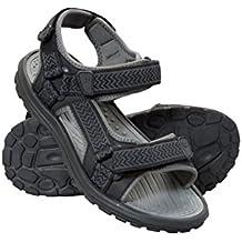 edd0aa28 Mountain Warehouse Sandalias Crete para Hombre - Zapatos de Verano  Resistentes, Agarre Firme, Plantilla