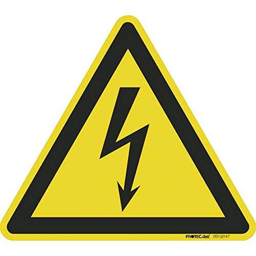Elektro Wandelt Protec.Class Warnzeichen nach Bgv A8 Pwz 10