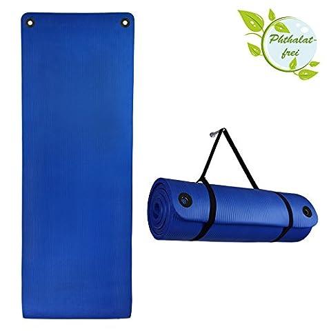 Yoga Mat HARMONY PROFESSIONAL 180 cm x 60 cm x