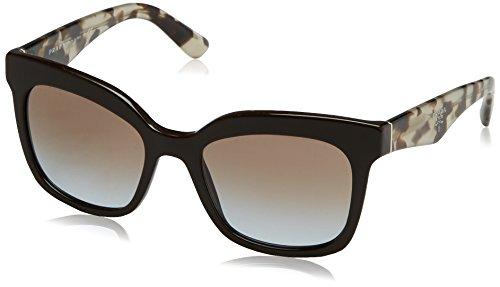 PRADA Damen 24QS Sonnenbrillen brown