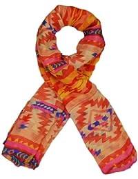 Ladies elegant and Fashionable viscose printed scarf - SUNTALA DHAKA