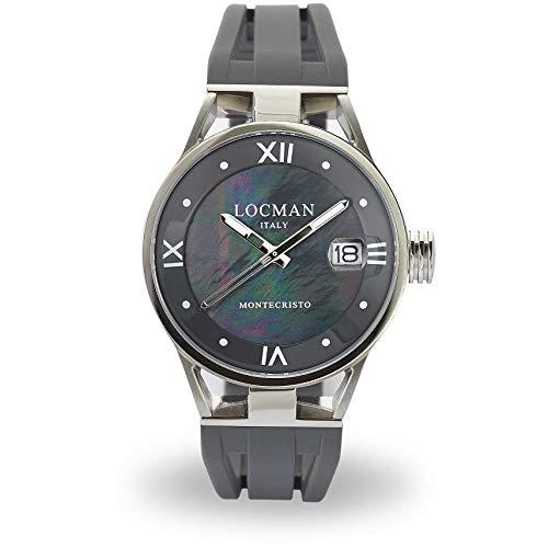orologio solo tempo donna Locman Montecristo casual cod. 0521V01-00MK00SA