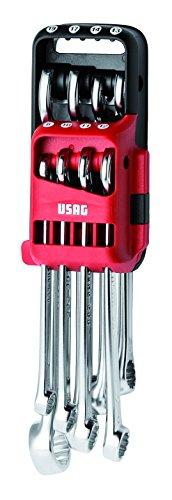 USAG 285 DS8 U02850863 Serie di 8 Chiavi Combinate
