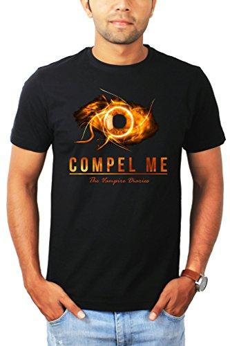 Compel Me - The Vampire Diaries Tshirt – TV Series Tshirts by The Banyan Tee ™
