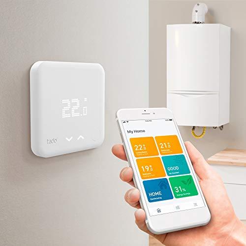 tado° Smart Thermostat Starter Kit V3+ - Intelligent heating control
