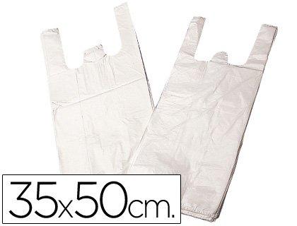 Bahco 0102 Paquet de 200 sacs en plastique 35 x 50 cm