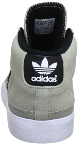 adidas Originals Rayado Mid, Baskets Basses homme Gris - Grau (SESAME / BLACK 1 / RUNNING WHITE FTW)