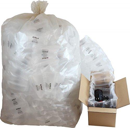 240 LITER LUFTPOLSTERKISSEN ✔ fertig gefüllt ✔ LUFTPOLSTER 10x21cm ✔ Füllmaterial ✔ Versandpolster ✔