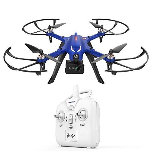 DROCON Bugs 3 Drone quadricoptère à Moteur...