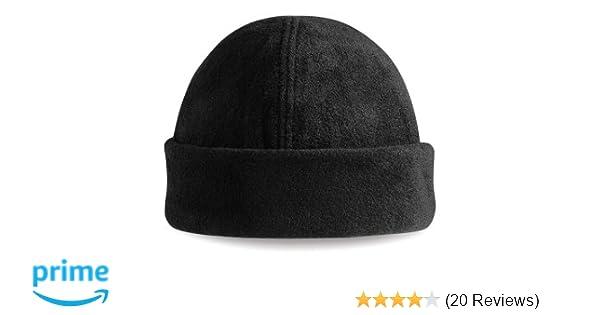 Beechfield Suprafleece Summit Hat Camping Hiking Thermal Warm Winters Beanie Hat