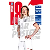 Be The Star Posters Bayan Football Poster Futbol Posteri, YENİ, A1
