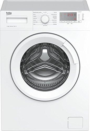 Beko WTG641M1W A+++ 6Kg 1400 Spin Washing Machine in White 16 Programmes