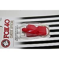 Silbato de árbitro Fox 40 Classic rojo