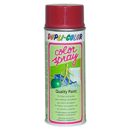 Dupli-Color 584985 Color-Spray, 400 ml, Rubinrot Glanz 3003