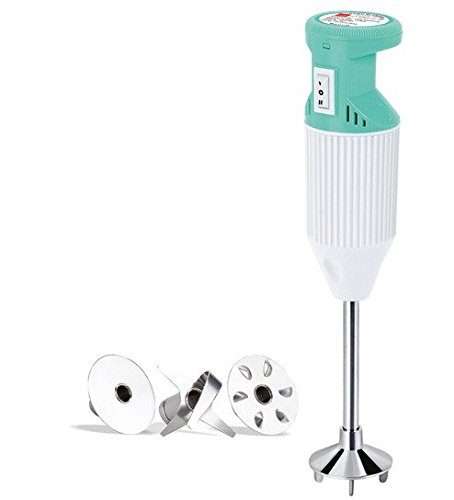 CELLO Plastic Blend and Mix Hand Blender without Attachments (White)