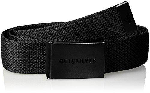 Quiksilver Principle III, Gürtel Mesh Unisex Erwachsene Einheitsgröße schwarz