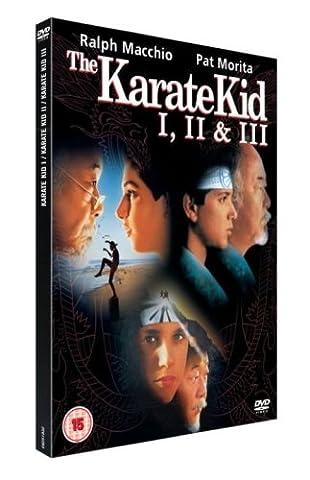 The Karate Kid - 1, 2 and 3 [Box Set] [UK Import]