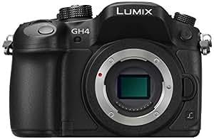 Panasonic DMC-GH4RE-K Lumix Digital Single Lens Mirrorless Camera (16.05 MP)