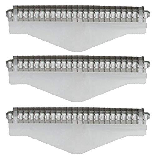 Spares2go SP94 SP-94 Micro Screen 3 Dreifachschneider für Remington Folienrasierer (3 Stück) - Rasierer Folie Screen