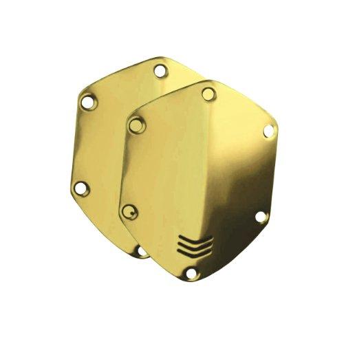 V-MODA Metall-Abdeckungen für Crossfade On-Ear-Kopfhörer - Gold (Vmoda Custom)