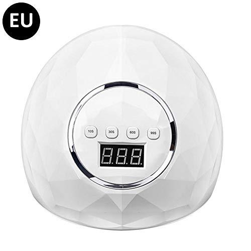 86W Nageltrockner UV-Lampen, Auroru Portable UV-Lampe Trockene Nägel Professionelle Nägel Gel-Nagellack-Lampe Nail-Art-Lampe, ein perfektes Salonwerkzeug, klein und exquisit -
