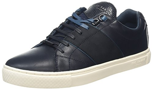 Ted Baker Herren Quana Sneaker Blau (blu Scuro)