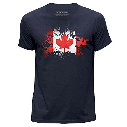 stuff4-mens-xxx-large-3xl-navy-blue-round-neck-t-shirt-canada-canadian-flag