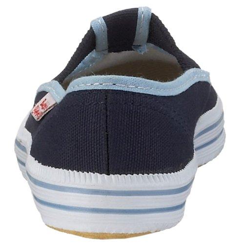 Beck Basic 300, Unisex - Kinder Sportschuhe - Indoor Blau