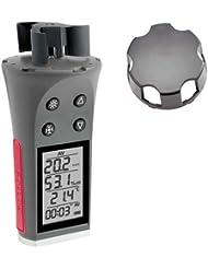 Digitaler Windmesser mit Temperatur y Hygrometer Skywatch (Atmos)