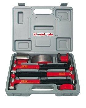 Metalworks CALS1001AA - Juego chapista