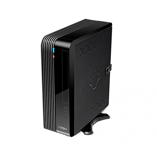 Nox Nxvexa Tower-PC Mini-ITX, 150W, schwarz
