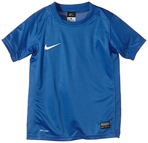 NIKE Jungen Shirt Short Sleeve Boys Park V JSY Kurzarm Trikot, Royal Blue/White, M (Boys Blue Nikes)