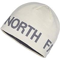 The North Face Rvsbl TNF Banner Bne, Berretto Unisex Adulto, Bianco (Vintwht/Mdgrey), Taglia unica