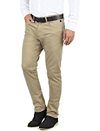 30d70e91b35 Blend Saturn Pantalon Chino Homme Extensible Coupe Slim