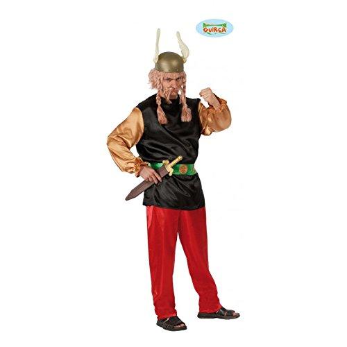 Imagen de disfraz soldado galo para hombre talla l = 52 54