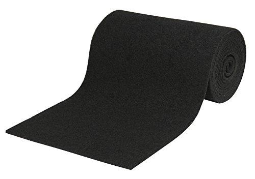 CE Smith Trailer Roll Carpet, Black, 11