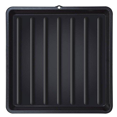 ToCis Big BBQ Grillrost Reinigungs Wanne aus Kunststoff 67 x 67 cm   für 60 cm Grillroste