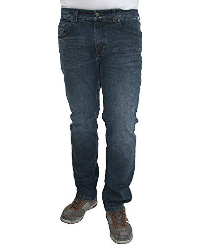 Pioneer Herren Straight Leg Jeans RANDO Blau