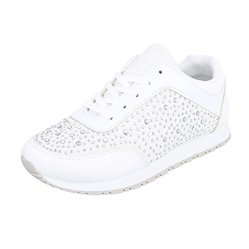 Ital-Design - Low-top Donna Bianco
