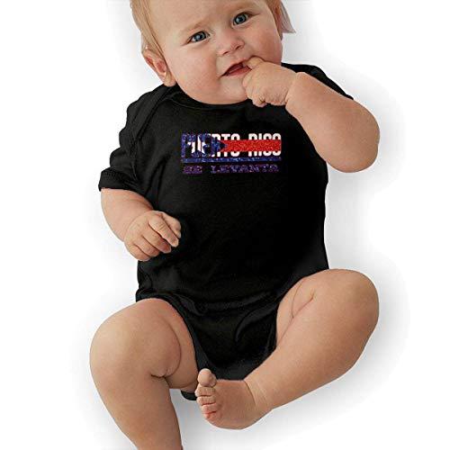 Bodys & Einteiler,Babybekleidung, Baby one-Piece Suit,Baby Jumper,Pajamas, Baby Girl Bodysuit, Puerto Rico Se Levanta Pray for Puerto Rico Baby Boys' Cotton Bodysuit Baby Clothes