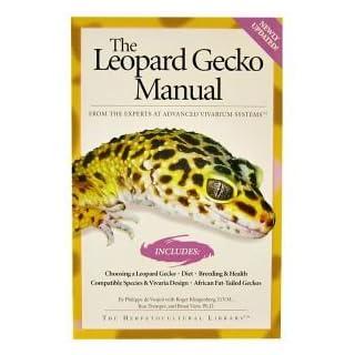 AVS Books Leopard Gecko Book Leopard Gecko Book
